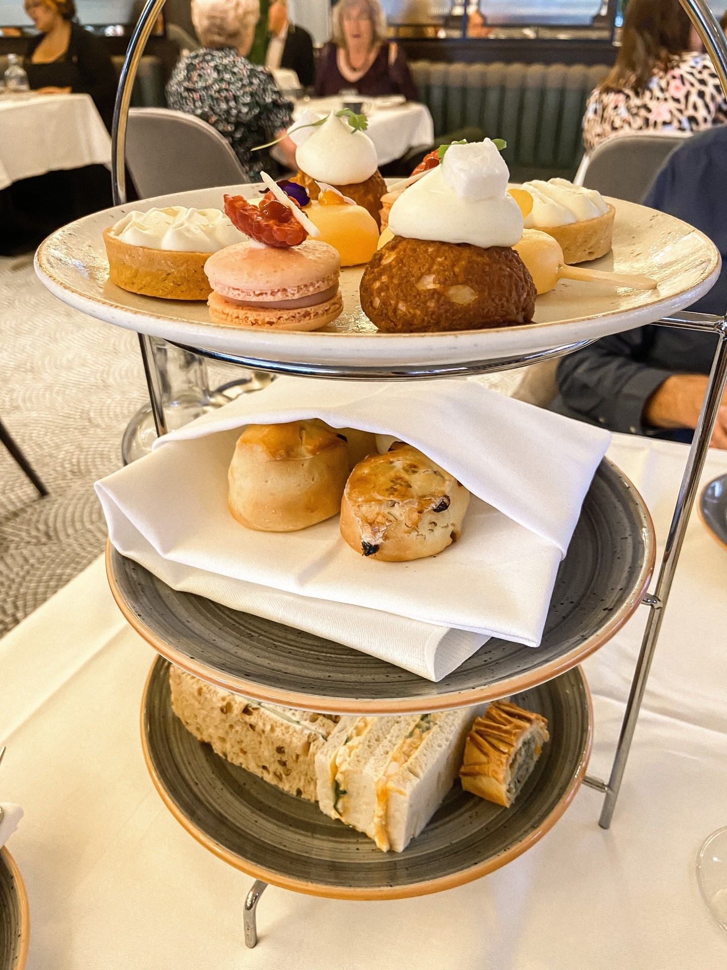 Celebrating In Style with Afternoon Tea at The Grand, York